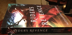 Riders Revenge Proof Copy