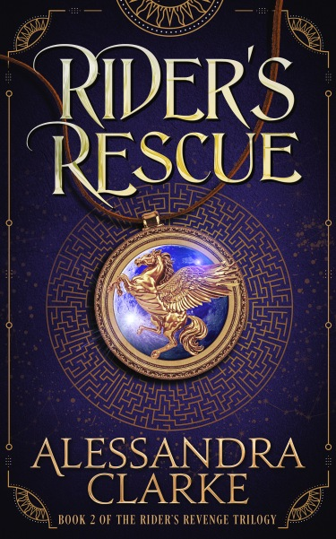 Rider's Rescue - eBook small
