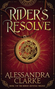 Rider's Resolve - eBook Small