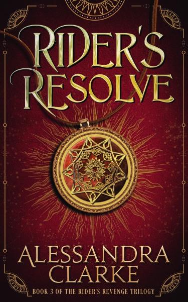 Rider's Resolve - eBook Small